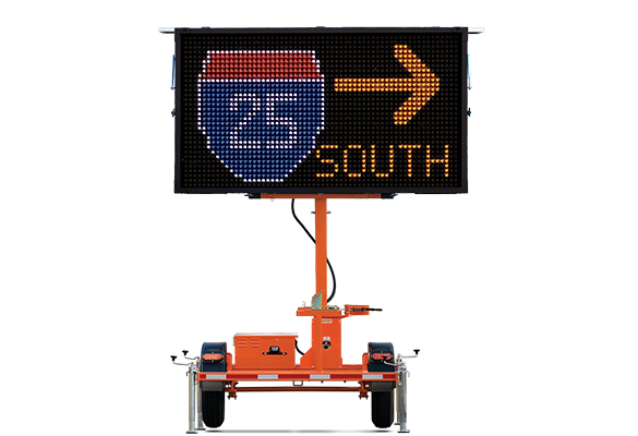 Traffic Message Board